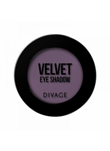 Divage Divage Velvet - Mat Göz Farı 7317 Renkli